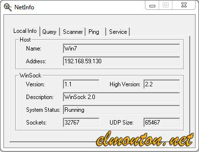 Network Information Tools
