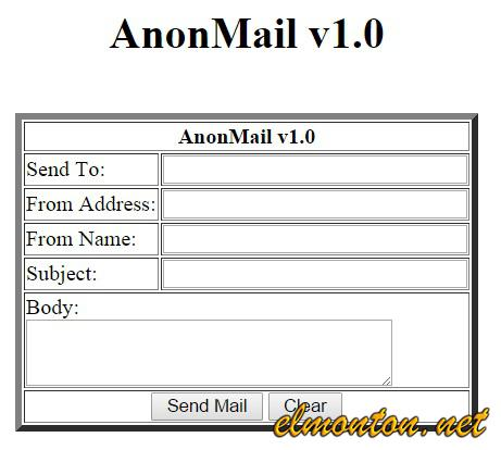 AnonMail